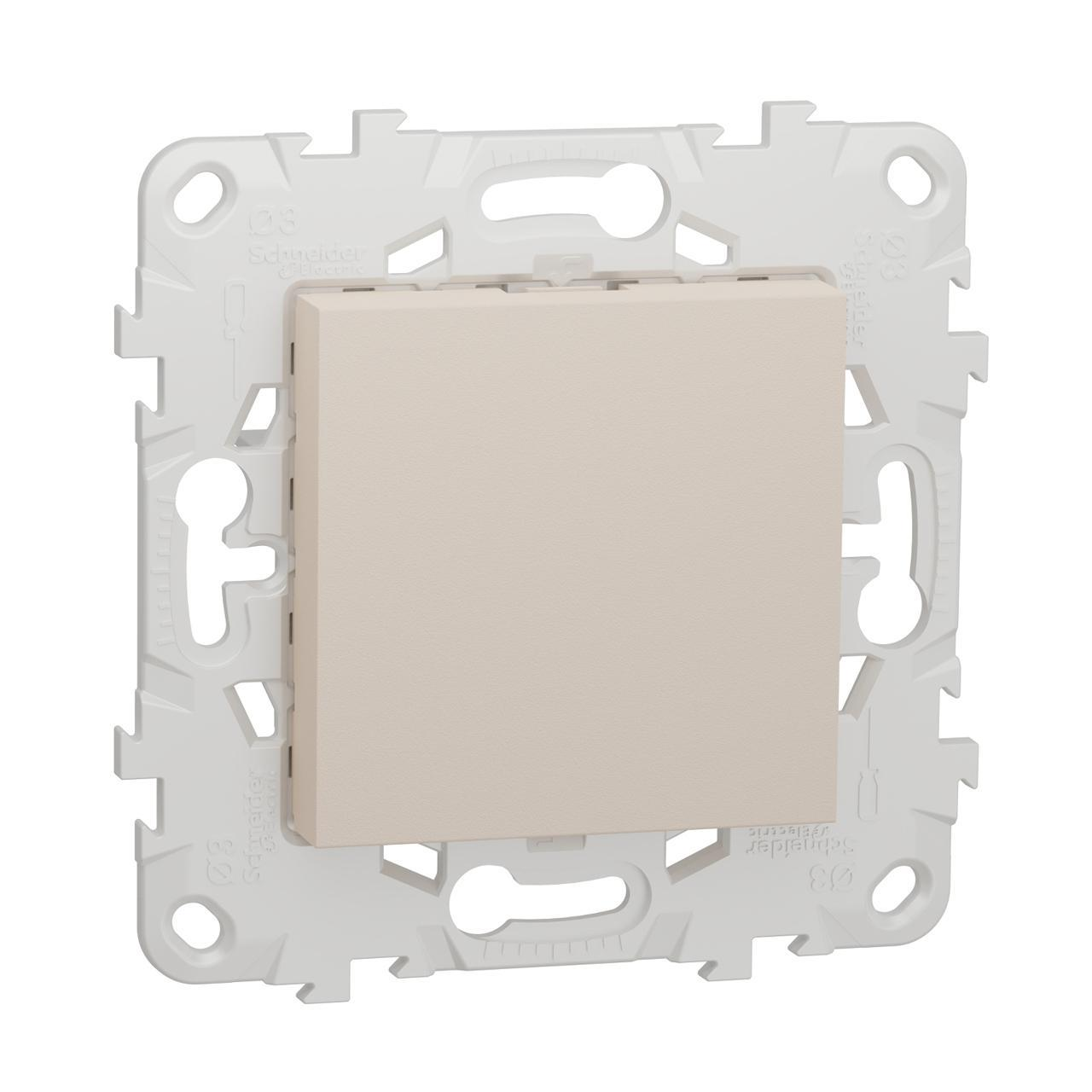 Заглушка 45х45 Schneider Electric Unica New NU586644